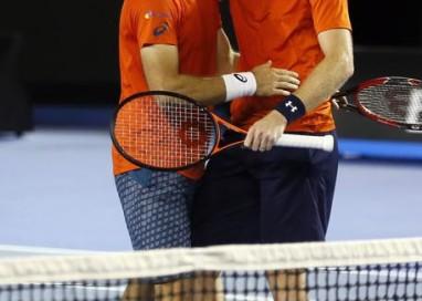Open Australia: doppio a J.Murray-Soares