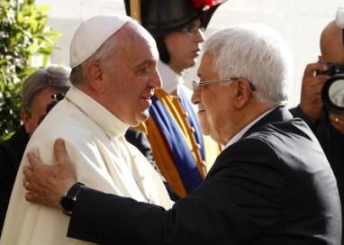 Vaticano: in vigore accordo Palestina