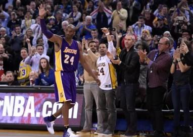 Kobe Bryant rinuncia a Olimpiadi di Rio