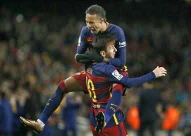 Coppa del Re: Barcellona domina Espanyol