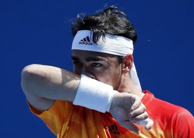Classifica Atp, Fognini stabile al n.24