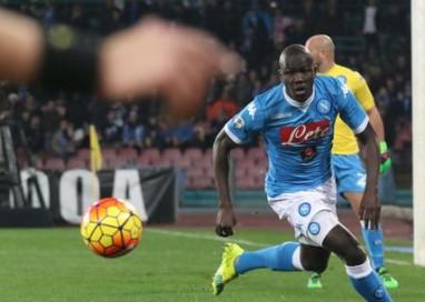 Napoli: Koulibaly, 3 punti recuperabili