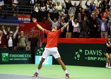 Coppa Davis, sfide dei quarti di finale