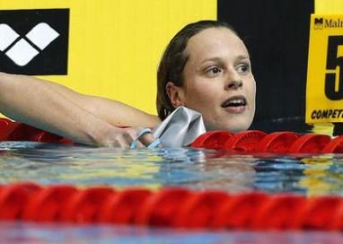 Nuoto: svista social per la Pellegrini