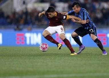 Roma: Perotti, sogno giocare Champions