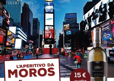 """New York, New York"", suggestioni della Grande Mela a Cantina Moros"