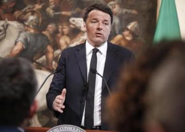 Renzi, non fermare opere ma colpevoli