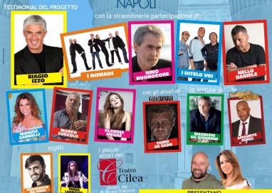 Venerdì sera al Maschio Angioino, artisti e spettacolo per l'A.P.O.