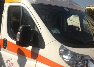 Bus con camion nel Foggiano, 13 feriti
