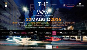 The Right Way Show: a Lecce la festa più cool è per strada