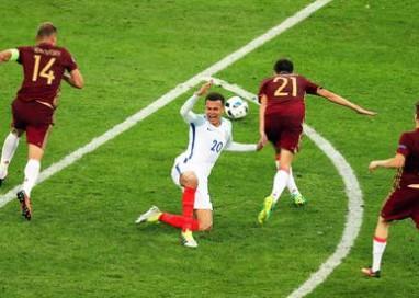 Euro 2016: Inghilterra-Russia 1-1