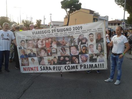 Strage Viareggio, 7/mo anniversario