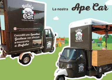 "Arriva ""Bufala punto Eat"", il franchising italiano dello street food"
