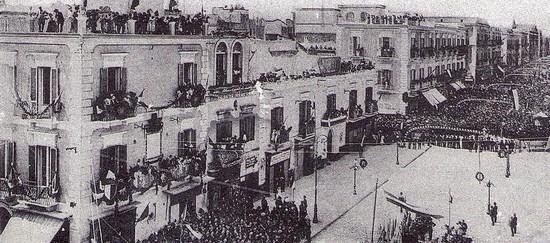 Bari_25-04-1913_festeggiamenti_1__centenario_Borgo_Murat