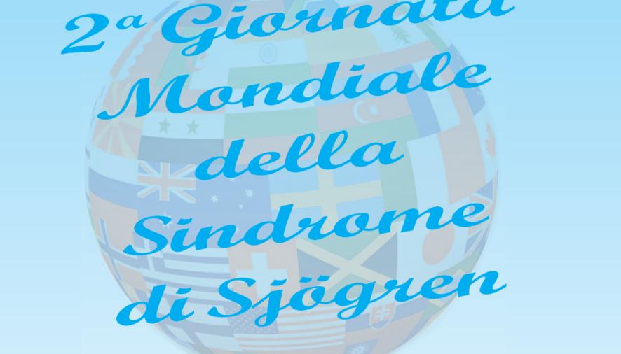 Giornata Mondiale della Sindrome di Sjogren