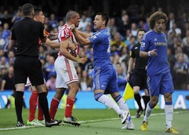 Premier League contro mal comportamenti