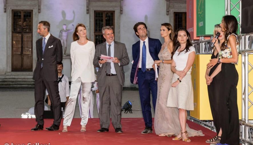 I Premi della 2/a edizione del MYllennium Award 2016