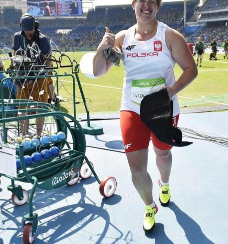 Martello: Wlodarczyk, nuovo record mondo