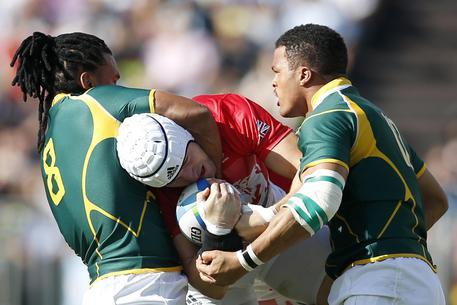 finale rugby Seven è Fiji-GB