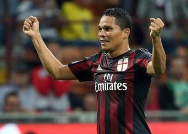 Mercato: Bacca verso l'addio al Milan