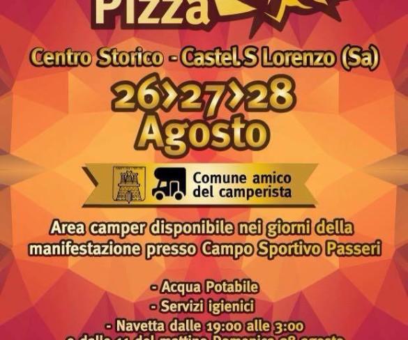 Festa della Pizza di  Castel San Lorenzo