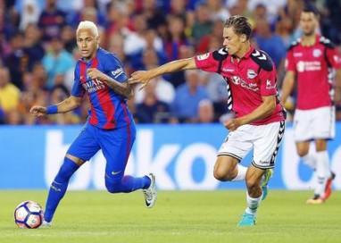 Barcellona,Neymar debutta come cantante