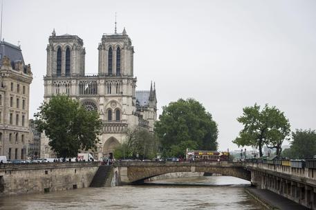 Allarme a Parigi, auto con esplosivi nei pressi di Notre Dame