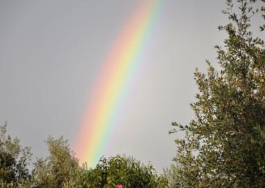 Arcobaleno Frantumato Speranze di libertà