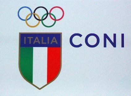 Il presidente del Coni Giovanni Malagò durante la presentazione del programma per la celebrazione del Centenario del Coni e del nuovo logo, Roma 7 maggio 2014. ANSA/ALESSANDRO DI MEO