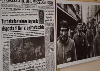 In occasione delle commemorazioni per ricordare l'assassinio di Benedetto Petrone I GIORNI DI BENEDETTO PETRONE: EDIZIONE STRAORDINARIA MARTEDÌ 29 UN INCONTRO PUBBLICO A BARI