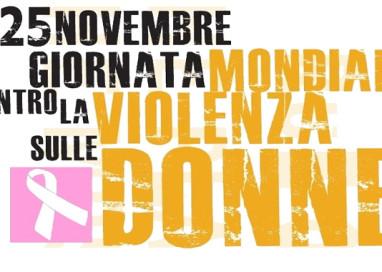 25 novembre Giornata Mondiale contro la violenza sulle donne PER SCONFIGGERE LA VIOLENZA SULLE DONNE E' NECESSARIO UN CAMBIAMENTO CULTURALE
