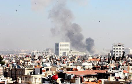 Siria, bimba kamikaze fatta esplodere