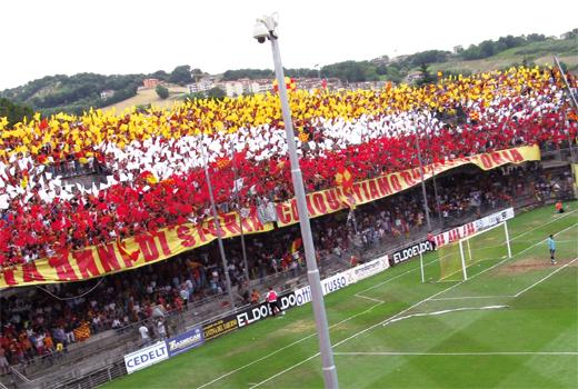 Udine – Benevento 1-2