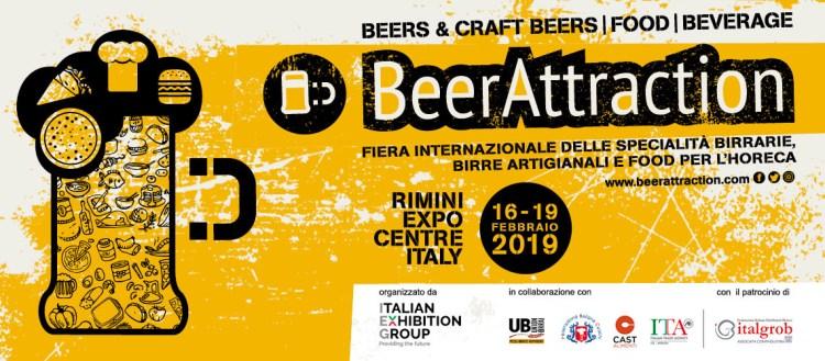 Beer Attraction: a Rimini la fiera internazionale dedicata alle specialità birrarie